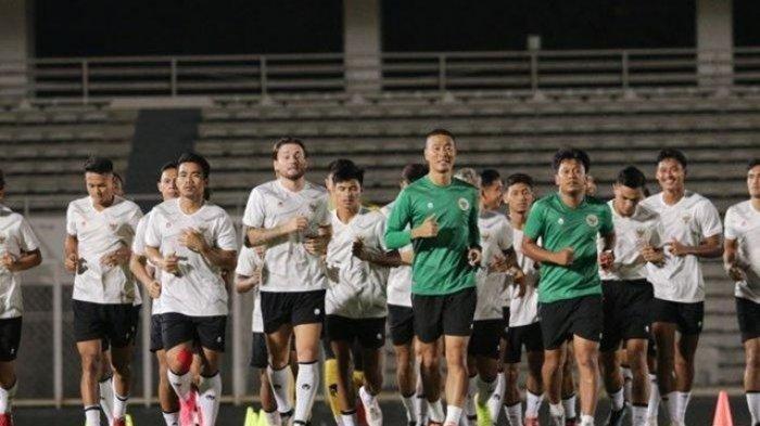 RESMI, Daftar 28 Pemain Timnas Indonesia Pilihan Shin Tae-yong untuk Kualifikasi Piala Dunia 2022
