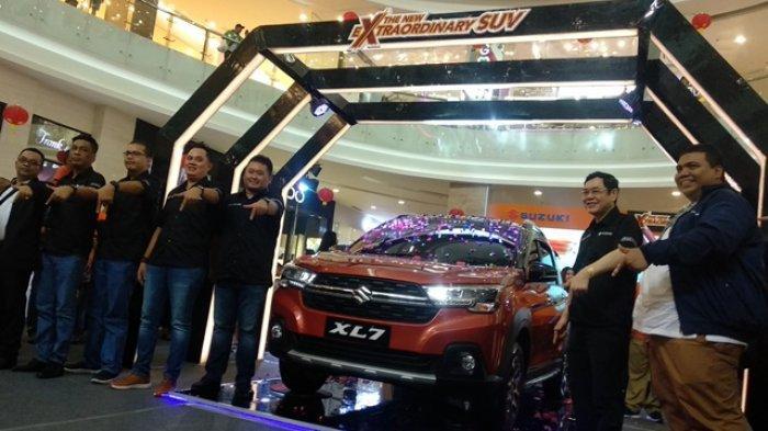 Suzuki XL7 Sabet Penghargaan Tertinggi 'Car of the Year'