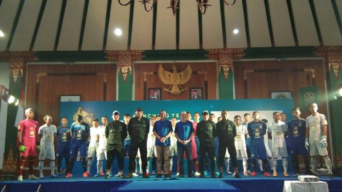 Launcing Skuad PSIM Yogyakarta, Seto Nurdiantoro : Keinginan Kita Jelas, Naik ke Liga 1