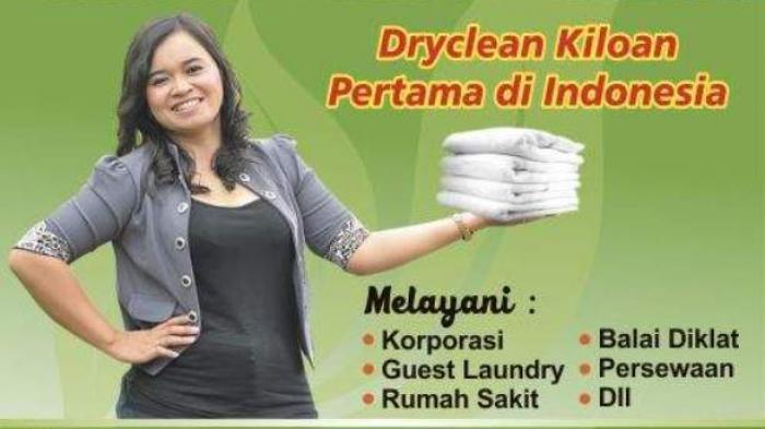 Dry Clean Laundy Tak Harus Mahal Shantika Nabilla Laundry Solusinya Tribun Jogja