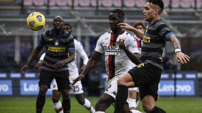 Siaran Langsung RCTI Inter Milan vs Genoa Matchday I Liga Italia Malam Ini