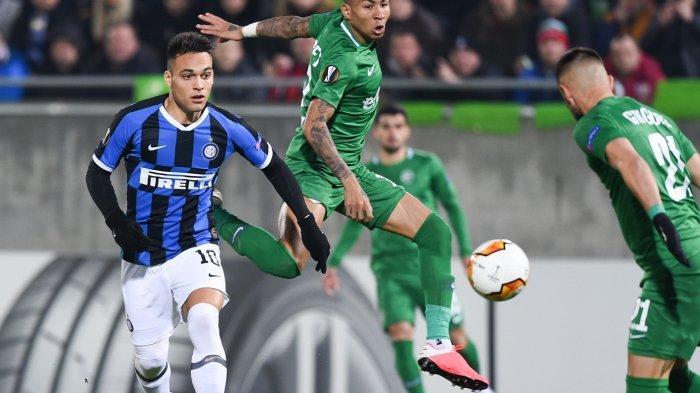 Empat Tanda Kegagalan Transfer Lautaro Martinez dari Inter Milan ke Barcelona