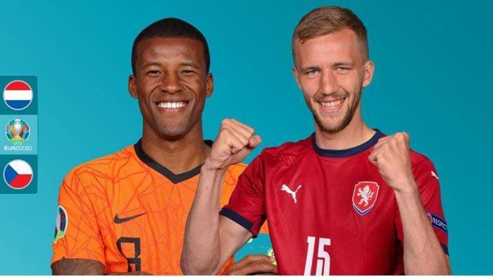 Jika Belanda Menang Lawan Ceko Ketemu Denmark di Perempat Final Euro 2020
