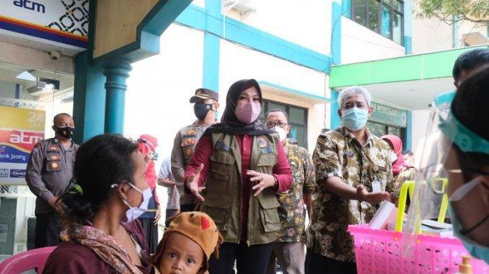 Layanan Vaksinasi di Kabupaten Klaten Lebihi Target yang Ditetapkan Gubernur Jateng
