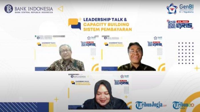 Leadership Talk BI dan Genbi DIY, Bekali Pemuda untuk Menjadi Pemimpin Masa Depan
