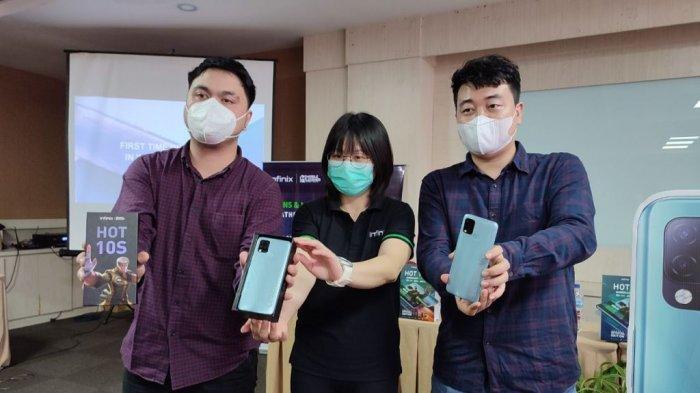 Lebarkan Sayap ke DI Yogyakarta dan Jateng, Infinix Gelar XFans Gathering
