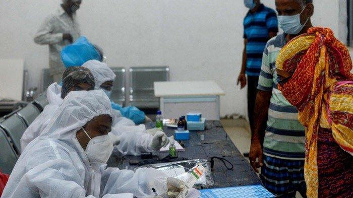 Lebih dari setengah penduduk daerah kumuh di tiga daerah Mumbai yang Tinggal di Pemukiman Kumuh Terjangkit Virus Corona