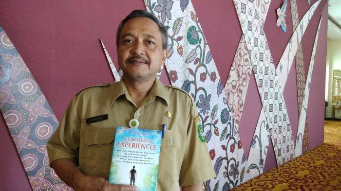 Lebih Dekat dengan Isa Budi Hartomo, Pejabat di Bantul yang Gemar Baca Buku