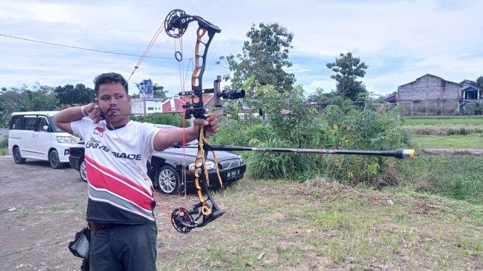 Lebih Dekat dengan Prima Wisnu Wardana, Atlet Panahan DIY Peraih Medali Emas di Sea Games 2017