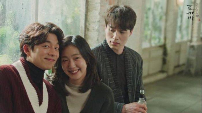 Lee Dong Wook Wants to Talk, Reuni Gong Yoo Goblin dan Sang Pencabut Nyawa