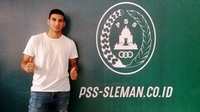 Mungkinkah Brian Ferreira Kembali ke PSS Sleman untuk Liga 1 2021?