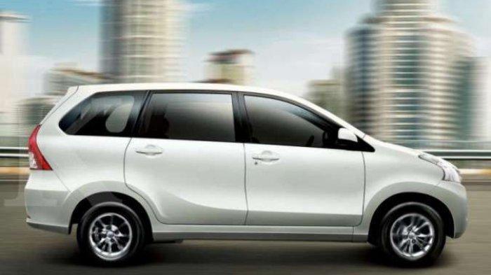 Ilustrasi mobil Daihatsu.