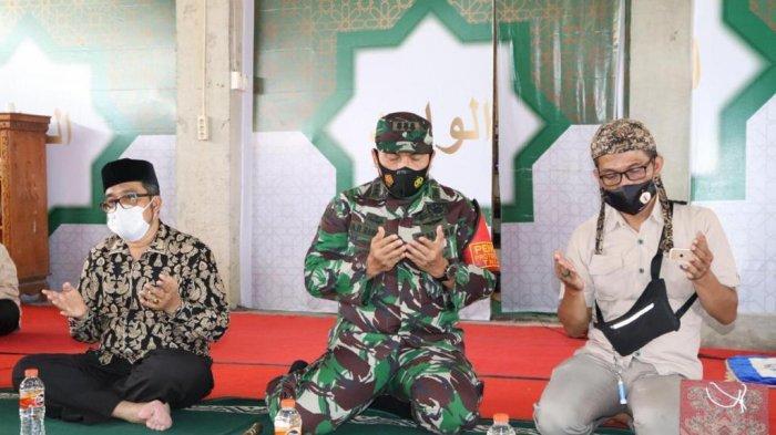 Alumnus Lemhannas PPSA XXI: Silaturahmi ke Pesantren Darul Quran Membangun Bangsa