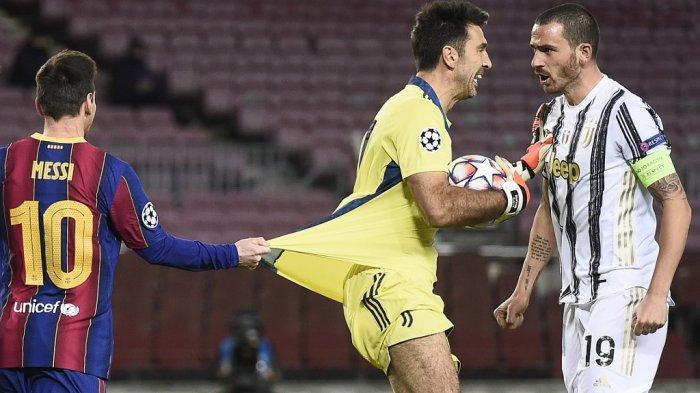 LIGA ITALIA: Inikah Alasan Buffon Tinggalkan Juventus?