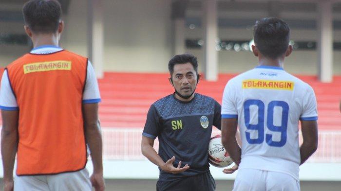 Dirumorkan Latih Sriwijaya FC Hingga Persija Jakarta, Seto Tegaskan Setia dengan PSIM Yogyakarta