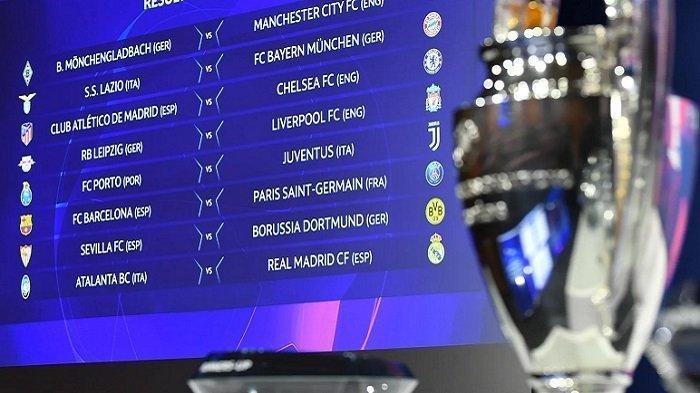 Prediksi Skor dan Formasi Pemain Liga Champions Atalanta vs Real Madrid