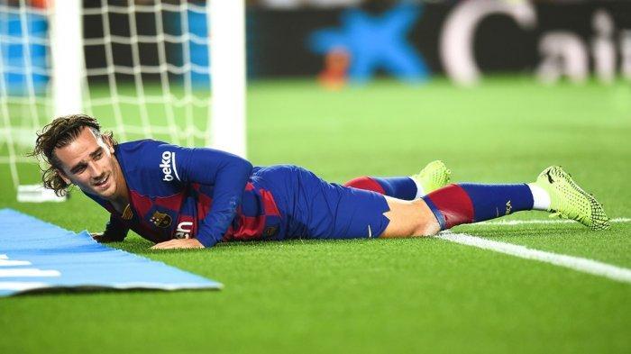 Antoine Griezmann, Penyerang Barcelona