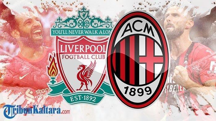 AC MILAN vs LIVERPOOL: Daftar Skuad Stefano Pioli Melawan The Reds di Liga Champions
