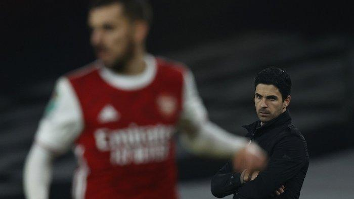 Komentar Mikel Arteta Tanggapi Kritik Pilihan Transfer Pemain Arsenal