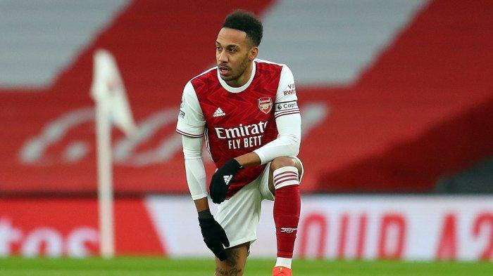 Kabar Liga Inggris, Catatan Unik Aubameyang Bersama Arsenal Seusai Cetak 3 Gol ke Gawang Leeds