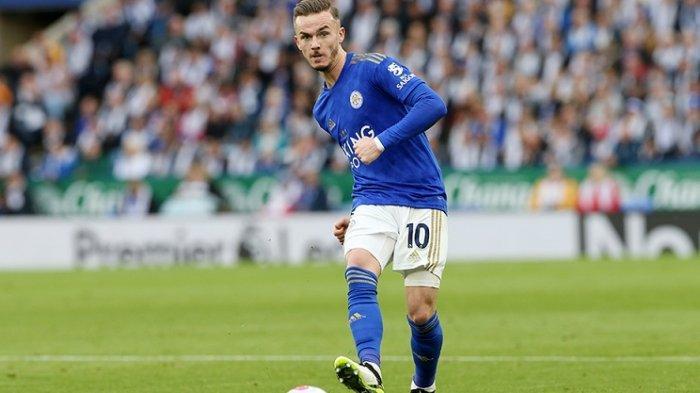 LIGA INGGRIS: James Maddison Berkembang Ditangan Pelatih Leicester City Brendan Rodgers