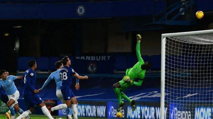 LIGA INGGRIS: Man City vs Chelsea Akhir Pekan Ini, Pemanasan Final Liga Champions