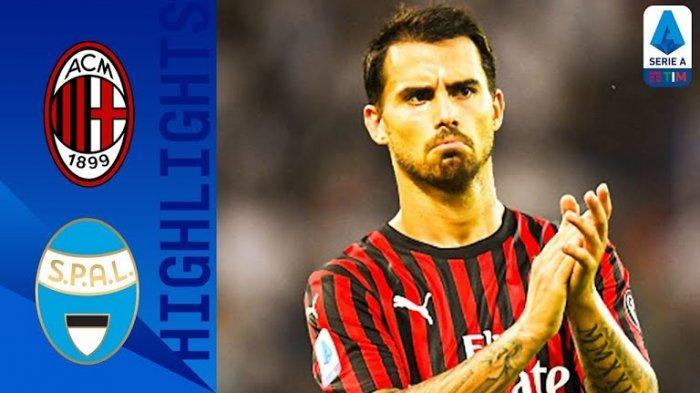 LIGA ITALIA: AC Milan Akhirnya Menang Perdana, Lolos dari Terperosot ke Zona Degradasi