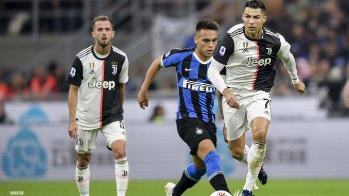 LIGA ITALIA: Juventus Diprediksi Pertahankan Formasi 4-3-3, Inter Milan Pakai Jurus 3-5-2