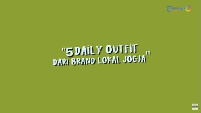 On Trend #2: Lima Daily Outfit dari Brand Lokal Jogja
