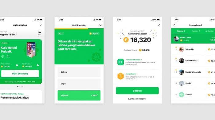LINE Indonesia Hadirkan Program LINE Ramadan 2021 Bertema TERBAIK: Teman Berbagi Kebaikan