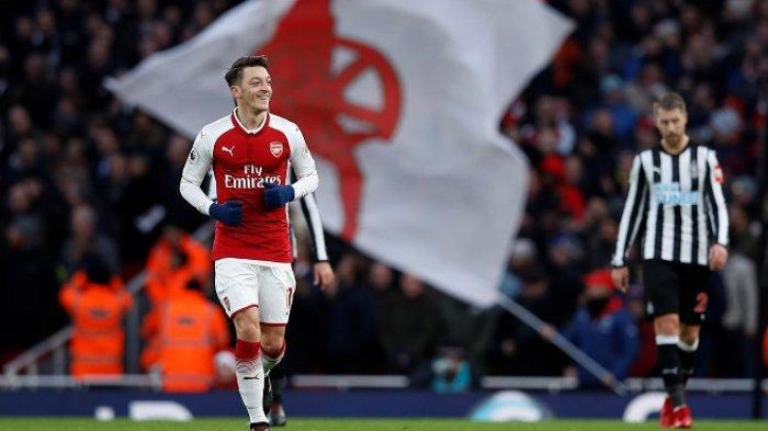 Siaran Langsung Arsenal vs Newcastle Tayang Live Streaming di Channel TV Premier League Ini