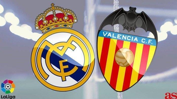 Link Live Streaming BeIN SPORTS 1 Real Madrid vs Valencia Siaran Langsung Liga Spanyol Malam Ini