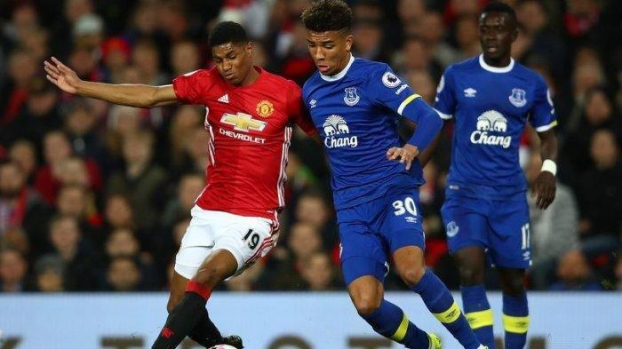 Formasi Line Up Everton Vs Manchester United Mu Link Live Streaming Premier League Malam Ini Tribun Jogja