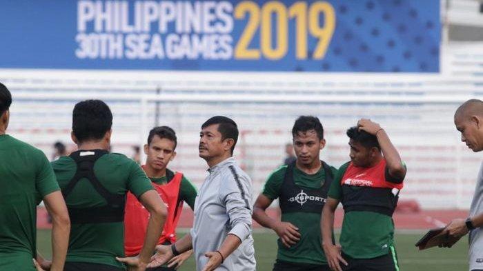 Timnas U-23 Indonesia Gasak Thailand di Partai Pembuka Grup B SEA Games 2019