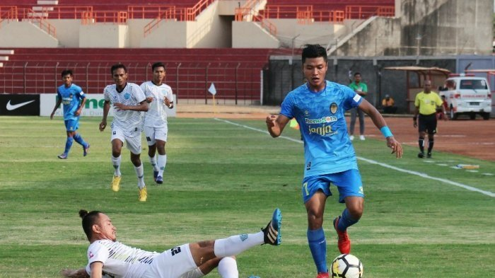 Pantang Besar Kepala, Supriyadi 'Eeng' Kaget Dikontrak Klub Liga 1
