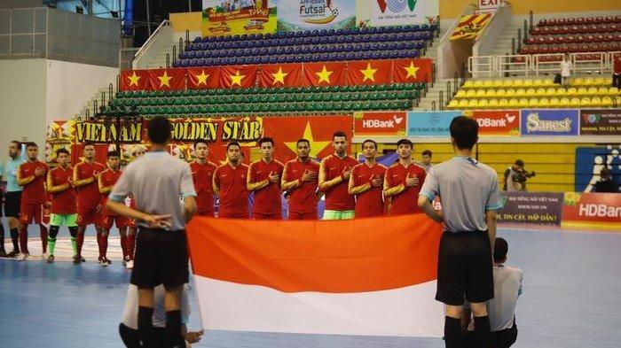 Link Live Streaming Piala AFF Futsal 2019 Vietnam vs Indonesia, Live MNC TV Pukul 16.30 WIB