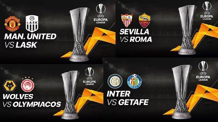 LINK Live Streaming SCTV / Vidio Liga Eropa Malam Ini