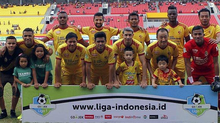 PSMS Medan Raih Poin Penuh di Kandang Sriwijaya FC