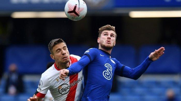 Siaran Langsung Liga Inggris Southampton vs Chelsea Tayang di TV Partner Premier League