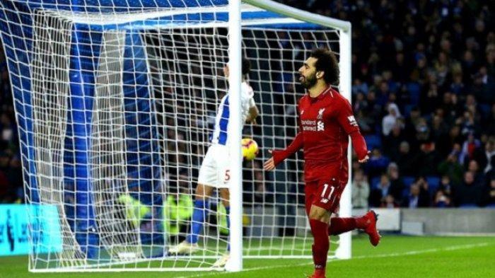 PREMIER LEAGUE: Brighton vs Liverpool - Starting XI/ Line Up & LINK Siaran Liga Inggris Malam Ini