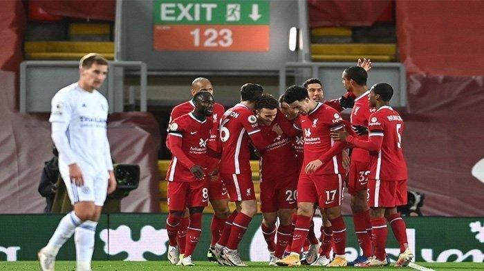 LINK Siaran Langsung Live Streaming Newcastle vs Liverpool Premier League Liga Inggris Malam Ini