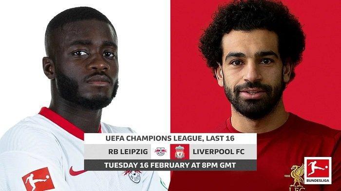 Link Siaran Langsung Live Streaming RB LEIPZIG vs LIVERPOOL Liga Champions Malam Ini