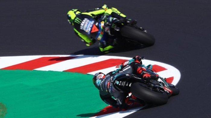 Link Live Streaming dan Jadwal GP Emilia Romagna & Klasemen Sementara MotoGP 2020