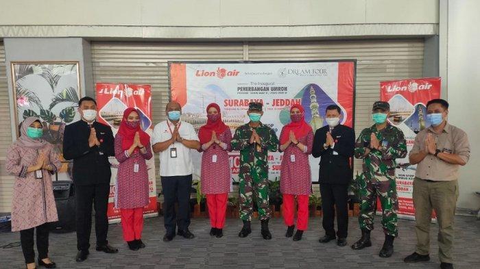 "Lion Air Layani Penerbangan Perdana ""Premium Services"" Umroh"
