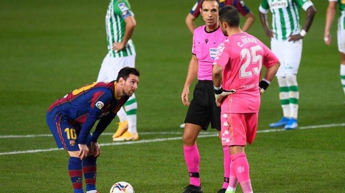 Barcelona 5-2 Real Betis: Rating Griezmann, Fati, Dembele, de Jong & Messi Pengubah Permainan