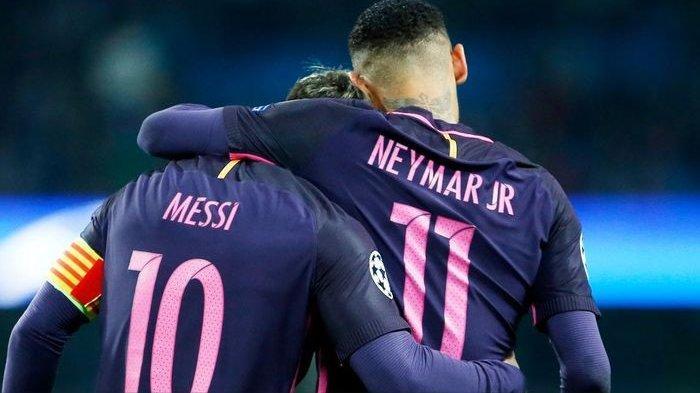 Messi Ingin Neymar Kembali setelah Barcelona Dikalahkan Liverpool