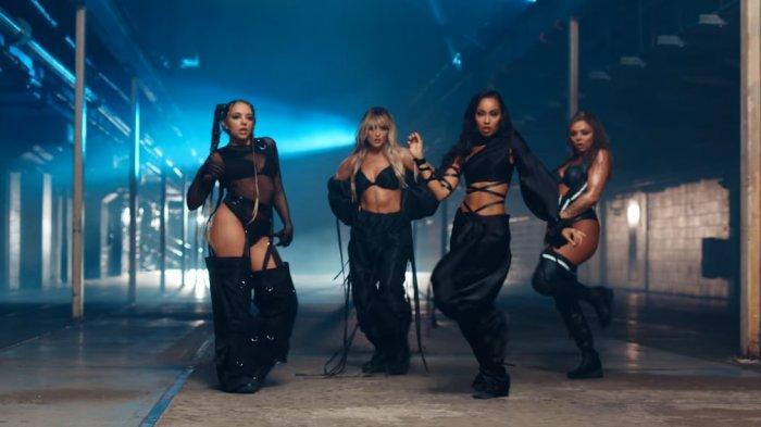 Lirik Lagu Little Mix feat Saweetie - Confetti, Lengkap Dengan Terjemahan Bahasa Indonesia