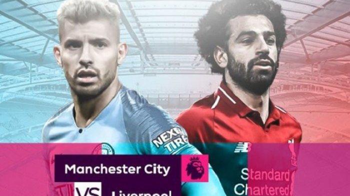 Live Man City vs Liverpool di RCTI! Jadwal Siaran Langsung Liga Inggris Malam Ini Pukul 02.30 WIB