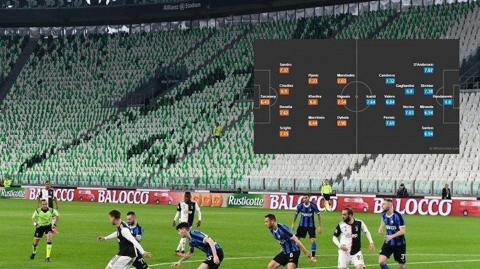 Live Streaming BeIN SPORTS 2 Liga Italia JUVENTUS vs INTER MILAN Malam Ini - Prediksi Skor & Line Up