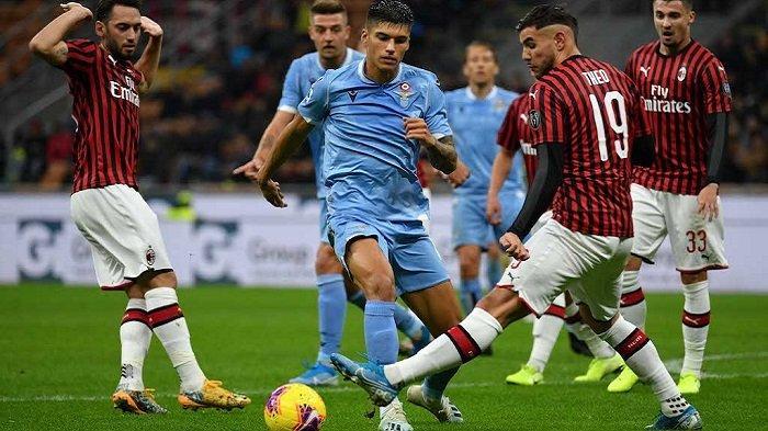Live Streaming BeIN SPORTS 2 Liga Italia LAZIO vs AC MILAN Kick Off 01.45 WIB